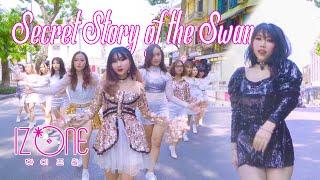 [KPOP IN PUBLIC] IZ*ONE (아이즈원) - 환상동화 (Secret Story of the Swan) |커버댄스 Dance Cover| VENUS.S Vietnam