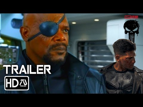 Marvel Studio's The Punisher Trailer (2020) Jon Bernthal MCU Movie [Fan Made]