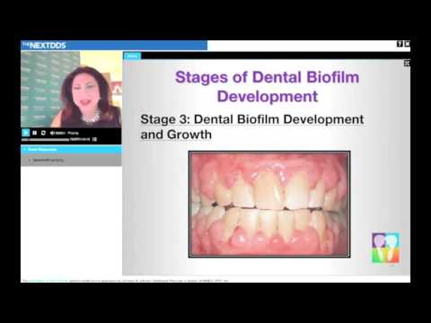 Improving Periodontal Health by Disrupting Dental Plaque Biofilm