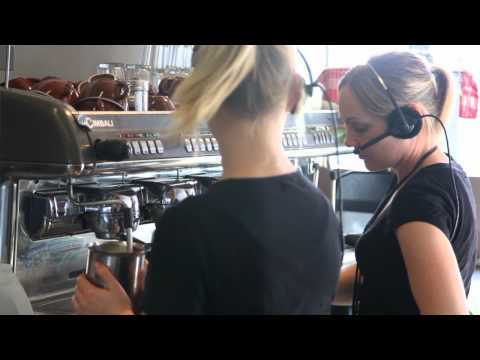 West Auckland Cafe with Great Coffee and a Drive Through - Kreem Cafe