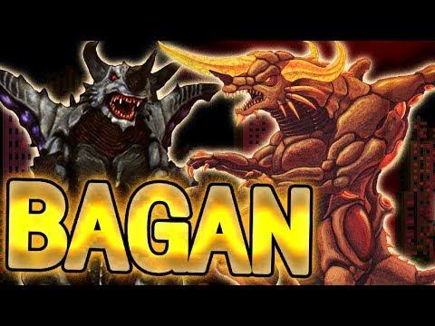 Complete History of BAGAN (ft. SuperGodzillaGaming) 【wikizilla.org】