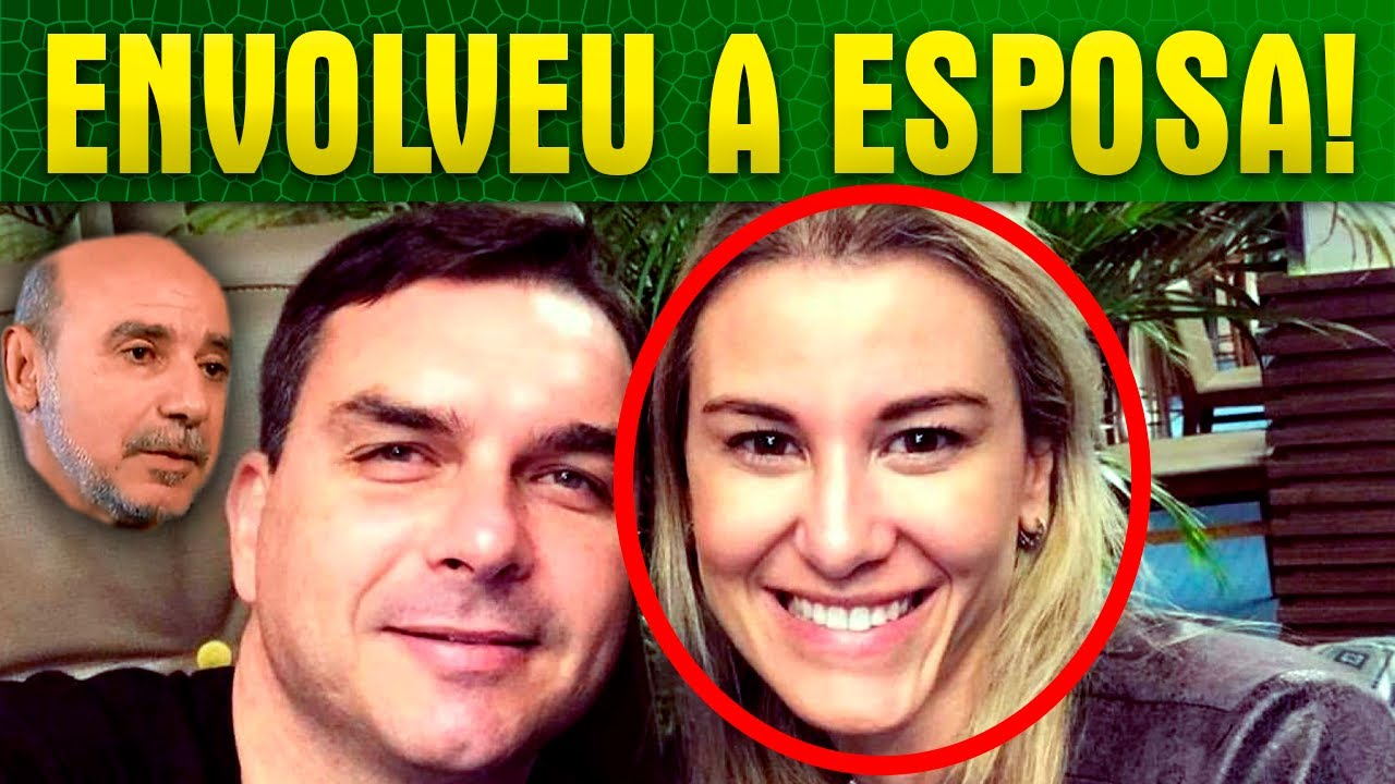 FLÁVIO B0LSONARO TRANSTORNADO COM GRAVE REVELAÇÃO!