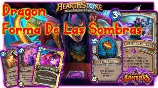 😈Mazo [Hearthstone]   Sacerdote   Forma De Las Sombras   Shadowform   El Auge De Las Sombras