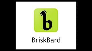 BriskBard overview
