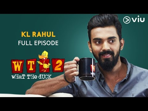 KL Rahul on What The Duck Season 2   Full Episode   Vikram Sathaye   WTD 2   Viu India