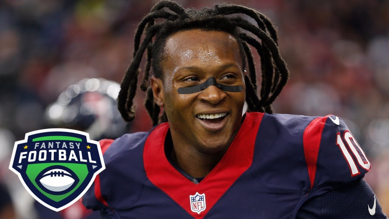 DeAndre Hopkins Fantasy Value Could Change With New Texans QB