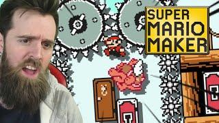 IT'S NOT A FOOL-PROOF METHOD!!! // SUPER EXPERT NO SKIP [#85] [SUPER MARIO MAKER]