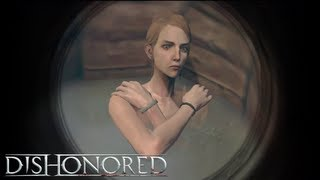Dishonored - Callista Bathing