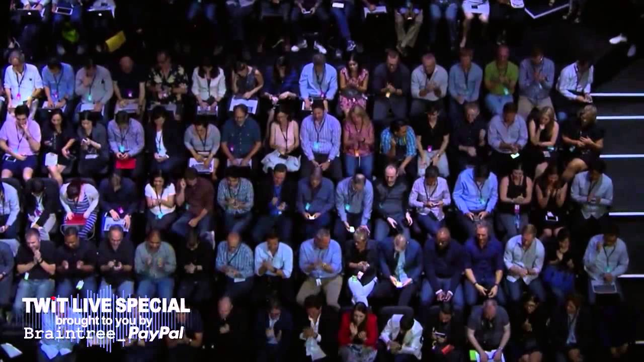 """TWiT Live Specials 252: Apple's """"Hey Siri"""" Event - YouTube"""