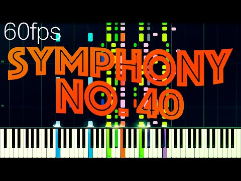 Symphony No. 40 in G Minor, K.550 // MOZART