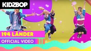 KIDZ BOP Kids - 194 Länder (Offizielles Musikvideo) [KIDZ BOP 2021]