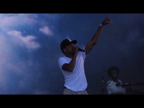 Chance the Rapper - All We Got – Outside Lands 2016, Live in San Francisco