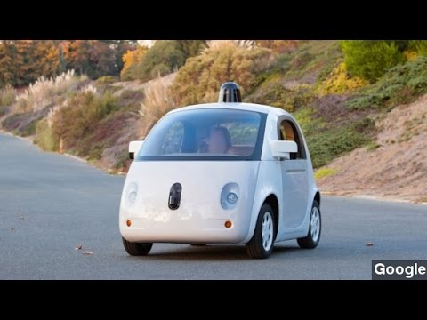 Google Releases Fully Functional Driverless Car Prototype