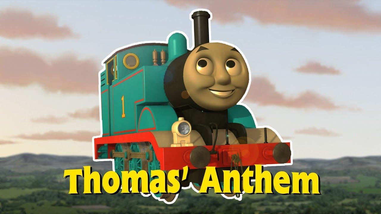 Cgi Thomas Trainz