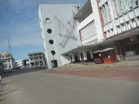 Post office, Paramaribo, Suriname
