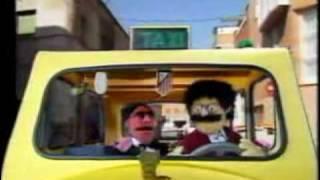 Taxista gomaespuma
