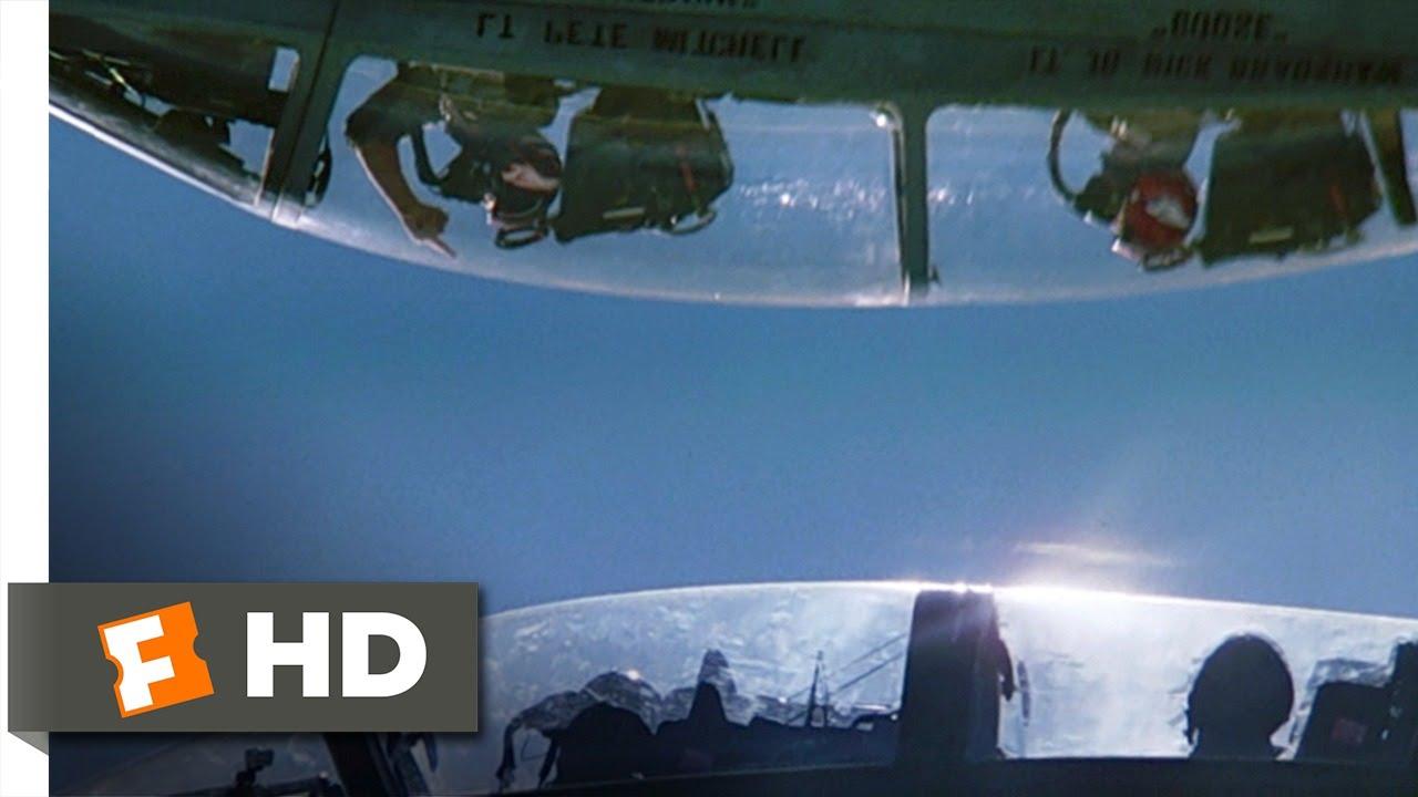 Download Top Gun (1/8) Movie CLIP - Watch the Birdie (1986) HD