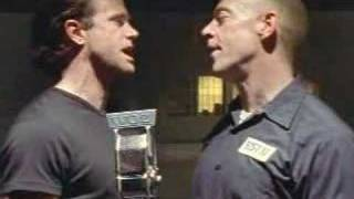 Tobias Beecher and Vernon Schillinger singing a duet (Oz)