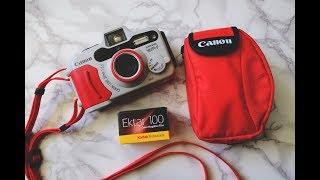 Canon WP-1 (Sureshot WP-1)