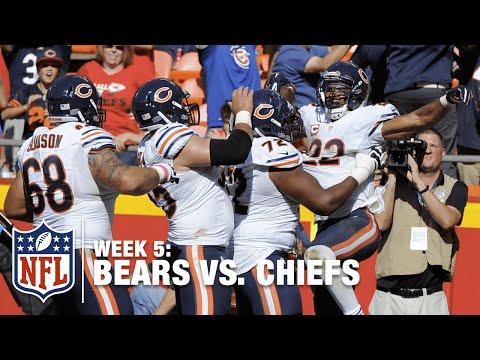 Jay Cutler to Matt Forte for the Win | Bears vs. Chiefs | NFL
