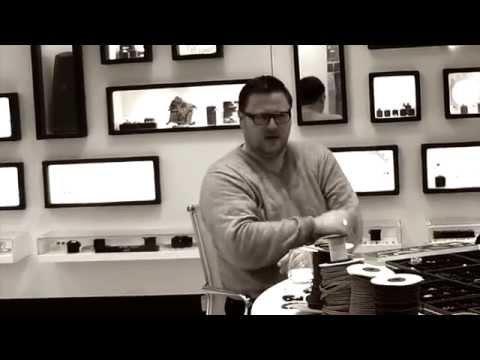#BloggersCreate. The Making-of. Anthony McGrath