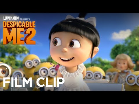 "Thumbnail: Despicable Me 2 - Clip: ""Mother's Day Wedding"" - Illumination"