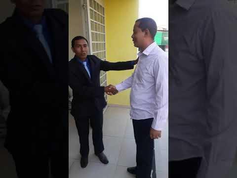 IPDA De Teresina Piauí jejum das causas impossíveis pastor Norberto Félix