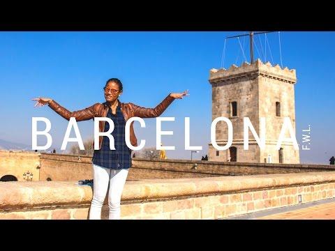 QUITE AN IMAGINATION! - Exploring Barcelona