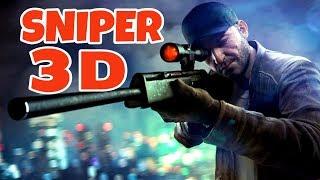 Sniper 3D Assassin Game Menembak Gratis screenshot 3