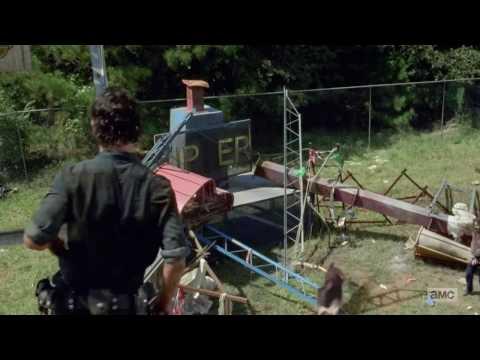 The Walking Dead - CGI Deer los efectos visuales en la temporada 4 de the crown