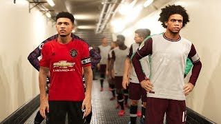 Manchester United vs Bayern Munich ft Sancho Sane Grealish