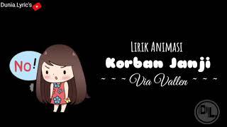 Video Lirik Lagu Korban Janji Via Vallen Versi Animasi