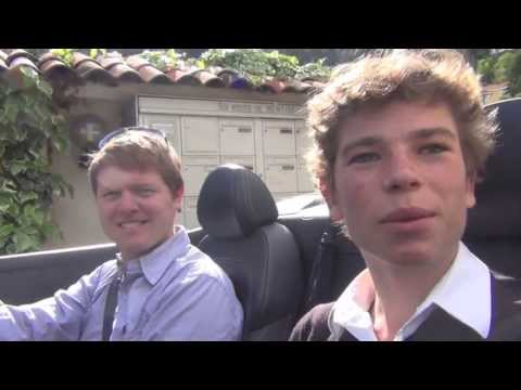 Seb Delanney - Daily Vlog 3 - Audi R8 V10 Spyder drive to Cannes with Shmee150...