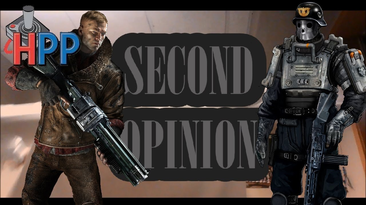 Second Opinion: I Didn't Like Wolfenstein The New Order