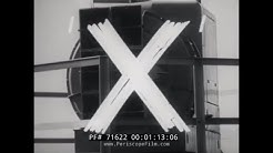 THE DAY CALLED 'X' NUCLEAR ATTACK ON PORTLAND OREGON COLD WAR FILM 71622