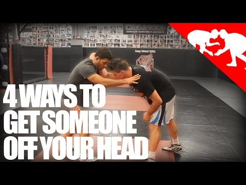 4 ways to get someone off your head