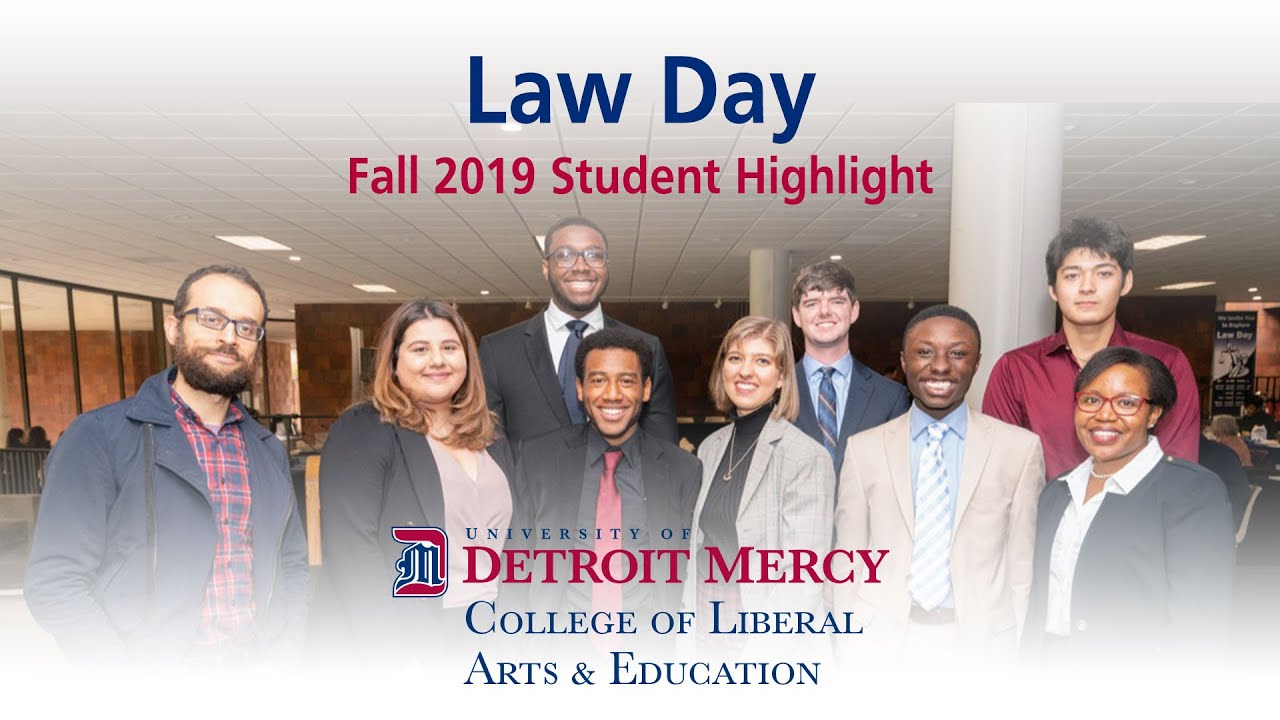 Law Day 2019 student highlight