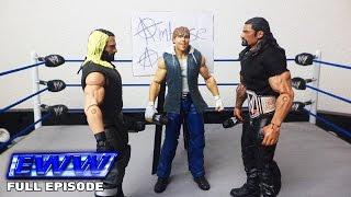 WWE EWW Full Episode, June 25, 2016