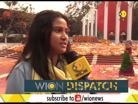 WION Dispatch: 'Bhasha Dibosh' observed in Bangladesh