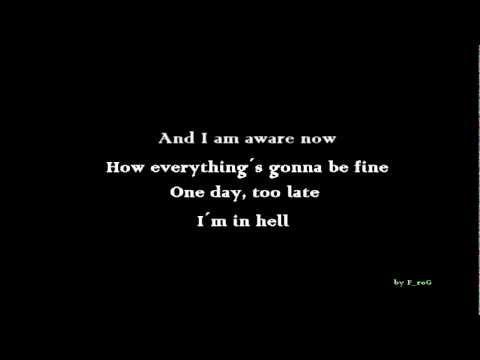 Seether - Fine Again (lyrics)