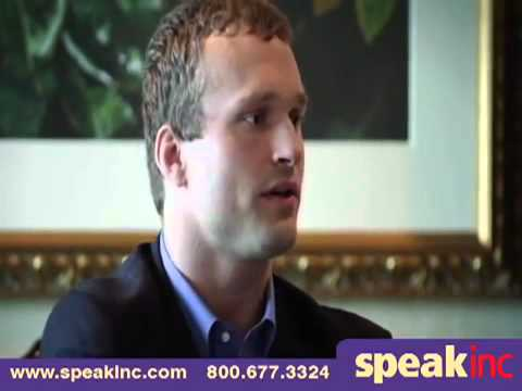 Keynote Speaker  Kyle Maynard • Presented by SPEAK Inc