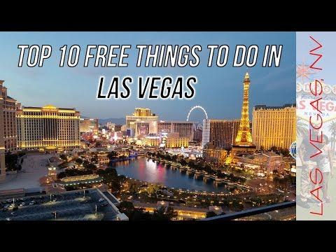 Top 10 FREE Things To Do In Las Vegas - Dawson Adventures