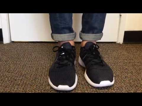 on-foot-review:-black-adidas-element-refine-tricot-(best-sneaker-pick-up-ever!)