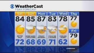 CBS2 Forecast: A Perfect Summer Weekend