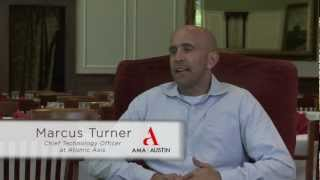 Interview with Marcus Turner, CTO at Atomic Axis
