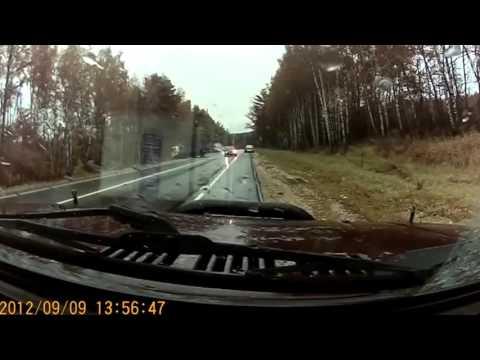 Best Russian Car Crashes   Melhores Acidentes de carro na Rússia