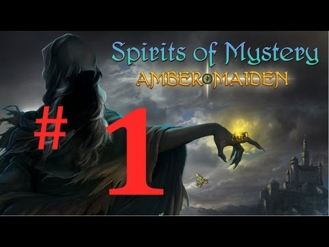 Spirits of Mystery: Amber Maiden [01] w/YourGibs - Chapter 1: Grandma's House - Start