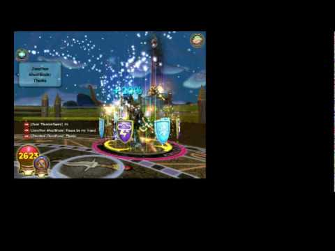 Wizard101 A Balance Warlords Small Pvp Deck Versus Another