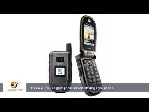 Mint ATT Motorola Tundra Va76r Rugged PTT Cell Phone - (Locked To At&t) | Review/Test