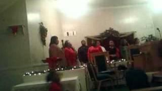 "Singing ""Jerusalem"" @ our annual winter concert."